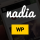 Nadia - Responsive WordPress News Theme Nulled