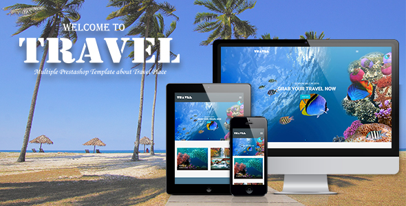 Leo Travel Responsive Prestashop Theme - PrestaShop eCommerce