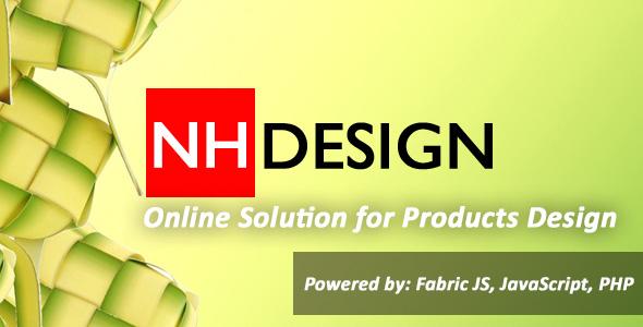 NH Product Designer V2.0 - CodeCanyon Item for Sale