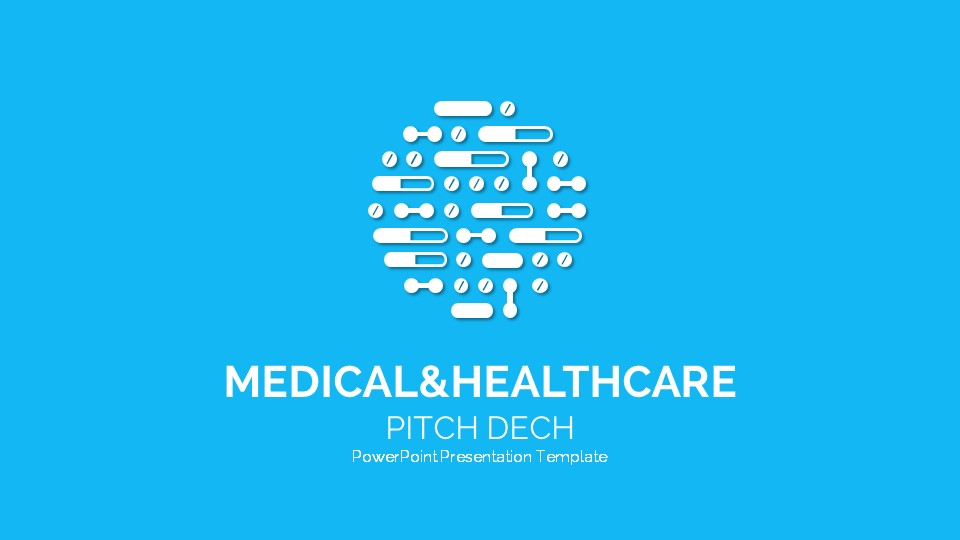 Medical and healthcare pitch deck template 4startups by sananik medical and healthcare pitch deck template 4startups business powerpoint templates 001 toneelgroepblik Choice Image