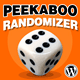 Peekaboo Randomizer - CodeCanyon Item for Sale
