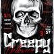 Halloween Flyer Template V21 - GraphicRiver Item for Sale