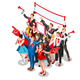 Election Infographic Crowd Conference Vector Isometric People - GraphicRiver Item for Sale