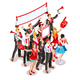Election Infographic Crowd Rally Vector Isometric People - GraphicRiver Item for Sale