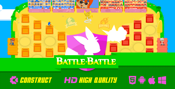Game BattleBattle - CodeCanyon Item for Sale