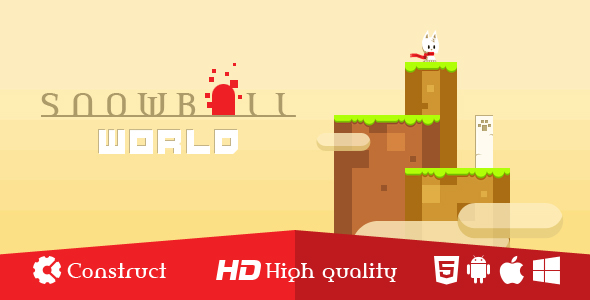 Snowball World - CodeCanyon Item for Sale