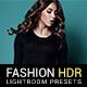 15 Fashion HDR Lightroom Presets - GraphicRiver Item for Sale