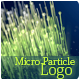 Micro Particle Logo