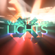 VJ Distorted Lights (4K Set 3)