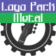 Metal Logo Pack 2