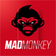 Madmonkey Logo - GraphicRiver Item for Sale