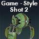 Game - Style Gun Shot