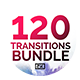 120 Transitions Bundle - VideoHive Item for Sale