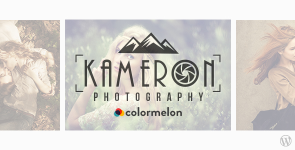 Kameron - Your Photography Portfolio - Photography Creative