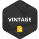 Vintage - Google Slide - GraphicRiver Item for Sale