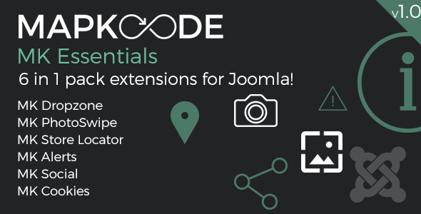 MK Essentials - Ultimate Joomla extensions - CodeCanyon Item for Sale