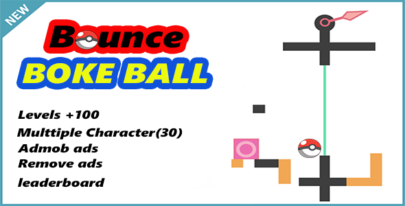 BOUNCE POKE BALL - CodeCanyon Item for Sale