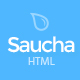 Saucha - Marketing & SEO Services Template - ThemeForest Item for Sale