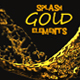 Gold Splash Pack - VideoHive Item for Sale