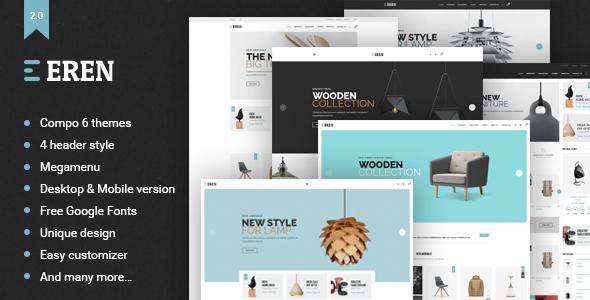 Image of Eren - Responsive Shopify Theme