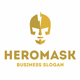 Hero Mask Logo - GraphicRiver Item for Sale