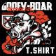 Goofy-Bear T-Shirt Design