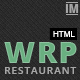 Warungpring - Restaurant HTML Template - ThemeForest Item for Sale