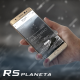 Phone Note 7 Rain Mockup - GraphicRiver Item for Sale