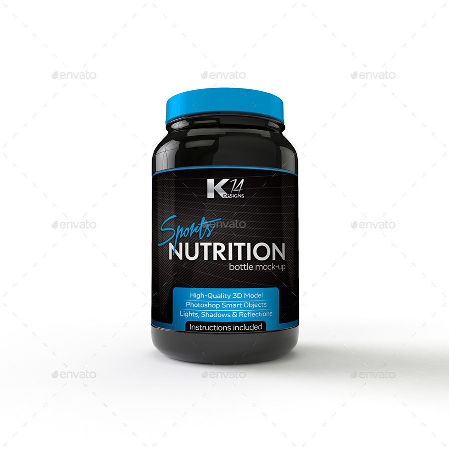 sport supplements bottle mockup by kir14