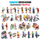 Business People Isometric Vector Set - GraphicRiver Item for Sale
