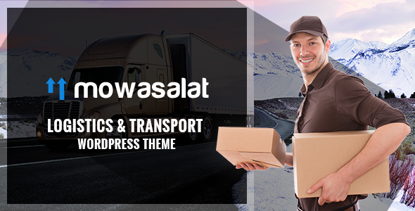Mowasalat – Logistic and Transports WP Theme