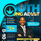 Youth & Young Adult Conference Flyer Template - GraphicRiver Item for Sale