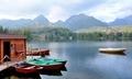 Boats on lake - PhotoDune Item for Sale