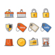Shopping Icons Fresh Collection - Set 9 - GraphicRiver Item for Sale