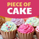 Piece of Cake - Responsive HTML5 Template