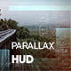Parallax HUD Slideshow - VideoHive Item for Sale