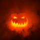 Halloween - The Smoking Pumpkin - VideoHive Item for Sale
