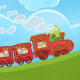 Kids Train - VideoHive Item for Sale