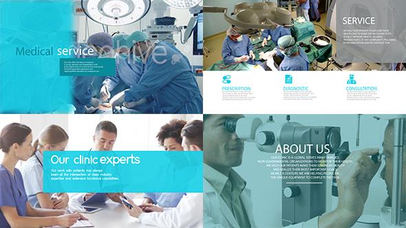 medical presentation by likeman videohive