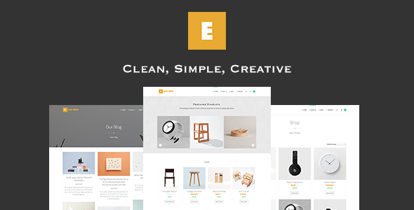 Easy Shop – WooCommerce WordPress Theme