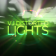 VJ Distorted Lights (4K Set 4)