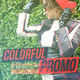 Colorful Promo Video - VideoHive Item for Sale