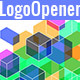 Logo Opener Cubes - VideoHive Item for Sale