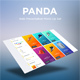 Panda - Web Presentation Mock-Up Set - GraphicRiver Item for Sale