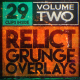 Relict Grunge Overlays Volume 2 (29 pack) - VideoHive Item for Sale