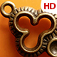Decorated Old Key 0723 - VideoHive Item for Sale