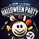 Halloween Party Treats Flyer - GraphicRiver Item for Sale