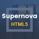 Supernova - Construction website template - ThemeForest Item for Sale