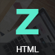 Zapto - Multi-Purpose Responsive HTML Template - ThemeForest Item for Sale