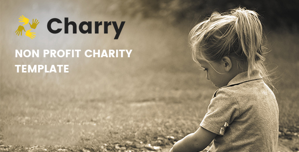 Charry - Non Profit Charity WordPress Themes - Charity Nonprofit